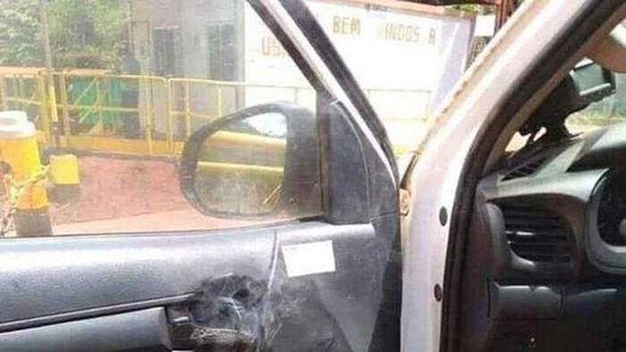 Hand sanitizer bisa picu kebakaran di mobil