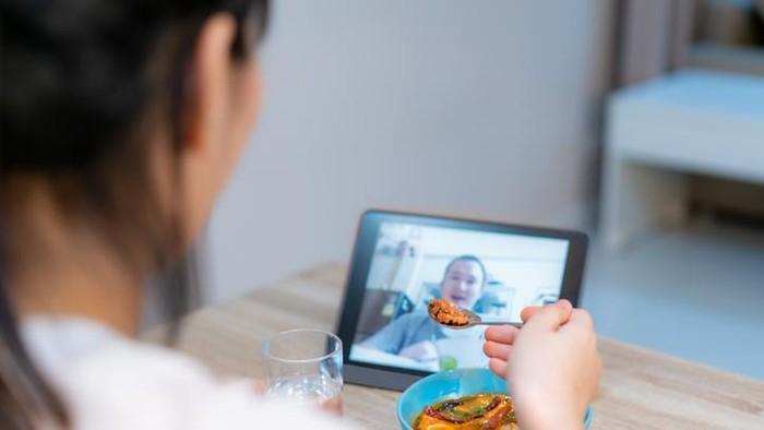 Tips jamuan makan virtual