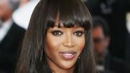 Cegah Kulit Keriput, Naomi Campbell Tak Mau Tidur di Kamar Ber-AC