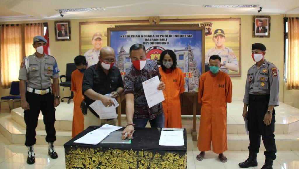 Pemalsu Surat Sehat di Bali Gunakan Label Puskesmas dan RSUP Sanglah