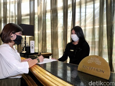 Tips Aman Menginap di Hotel saat New Normal
