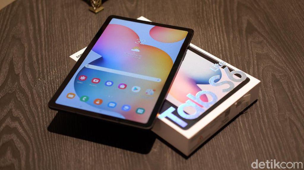 Galaxy Tab S6 Lite, Bikin Produktif dan Bebas Jenuh Saat WFH