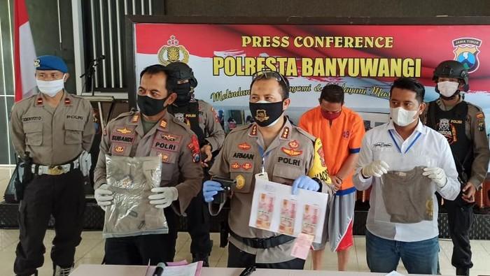 Polisi Gadungan Ditangkap Karena Tipu Warga Banyuwangi