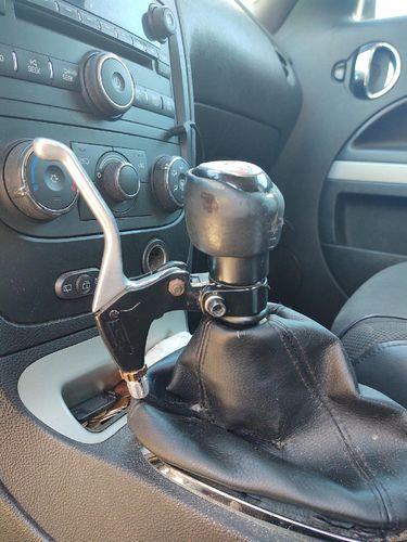 Modifikasi mobil penyintas kanker