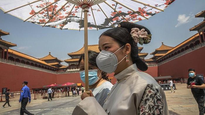 Otoritas China melaporkan nol kasus baru virus Corona (COVID-19) untuk pertama kalinya sejak data mulai dilaporkan pada Januari lalu.