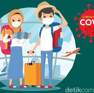 Ingat! Mau Naik Garuda ke Jakarta Wajib Kantongi SIKM