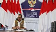 Buka-bukaan Pemerintah soal Data Corona Mulai Turun di Ibu Kota