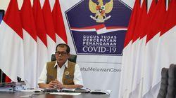 Gugus Tugas: Mendagri Ingin Daerah Berlomba Turunkan Kasus Corona