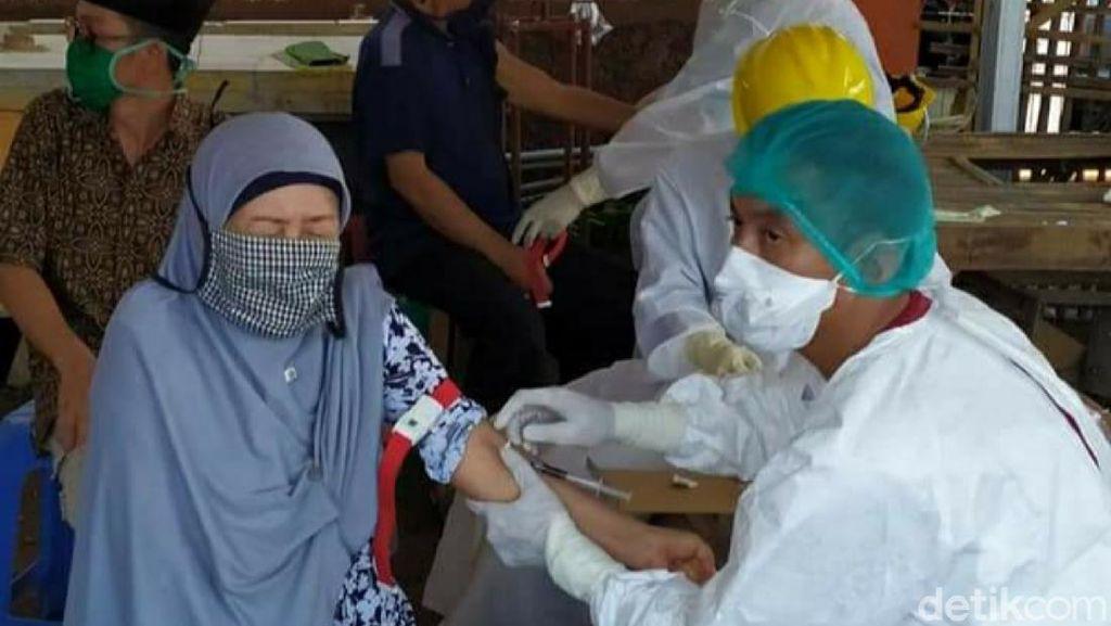 Rapid Test Massal di Ciamis, Belasan Orang Terindikasi Reaktif