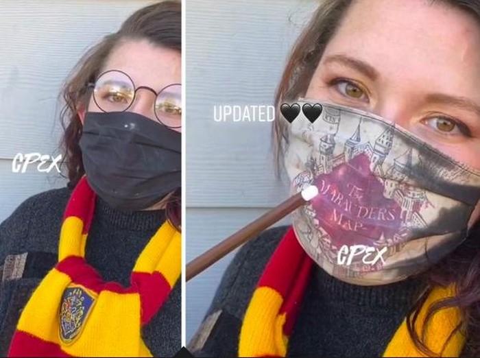 Masker Harry Potter