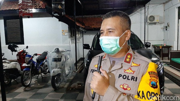 Kapolres Probolinggo Kota AKBP Ferdy Irawan