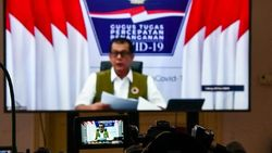 Pemerintah: Kasus Positif Corona di Jakarta Turun, Kebanyakan dari Pekerja Migran