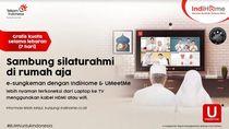 IndiHome Hadirkan e-Sungkeman, Layanan Video Call Bebas Kuota