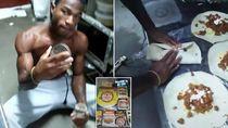Tahanan Ini Viral karena Video Masaknya di Dalam Penjara