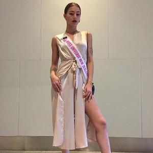 5 Fakta Amber-Lee Friis, Ratu Kecantikan yang Meninggal Tragis di Usia 23