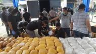 Pemilik Sabu 821 Kg Sewa Gudang Warga, Sering Dipanggil Wan Abud