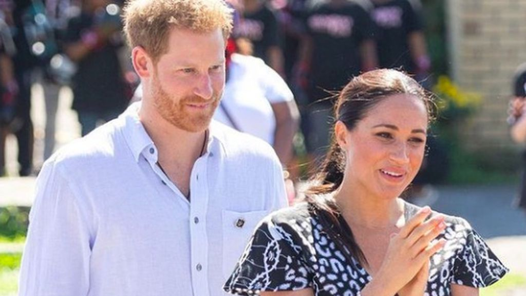 Tak Lagi di Los Angeles, Pangeran Harry dan Meghan Pindah ke California