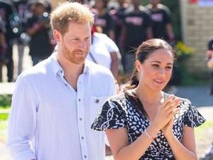 Perdana, Pangeran Harry dan Meghan Markle Bikin Program Bareng Netflix