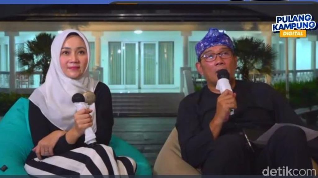 Ridwan Kamil Ungkap Emak-emak Belanja Baju Pakai Uang Bansos