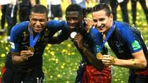 Medali Juara Piala Dunia 2018 Dilelang, Laku Rp 1 M