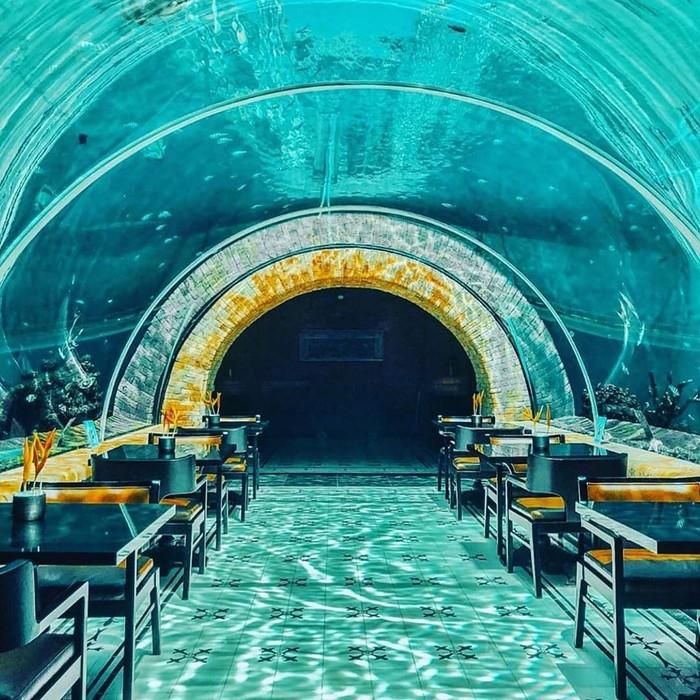 koral restoran bali