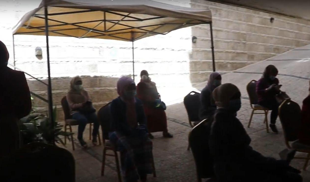 Bantuan BLT oleh Kedutaan Besar RI di Yordania