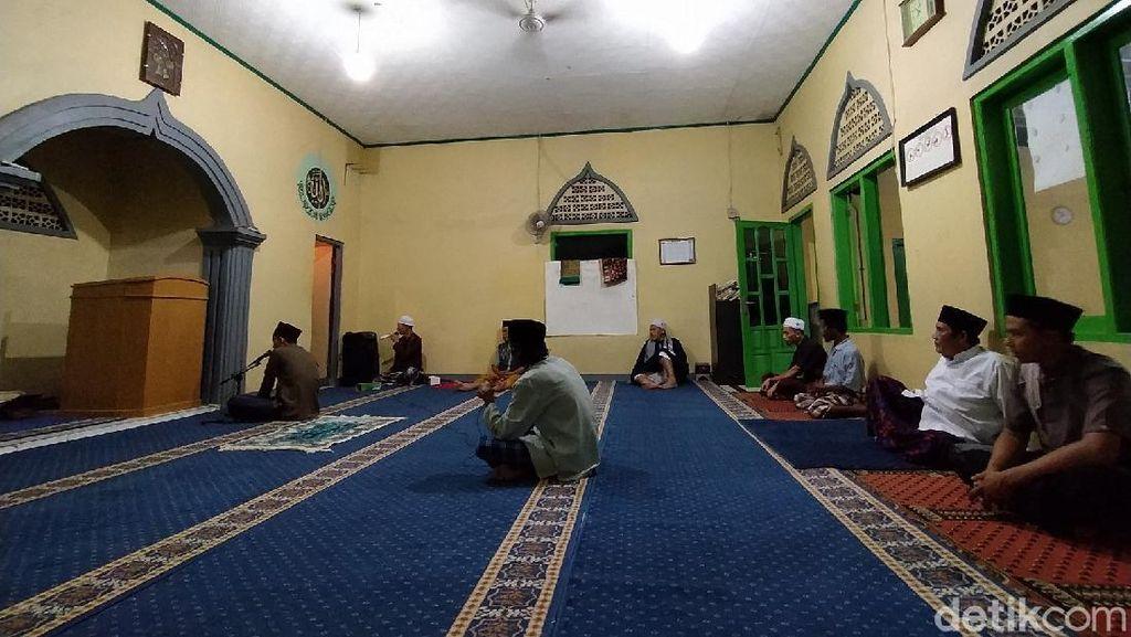 Masjid di Ciamis Kumandangkan Takbir, Kawasan Kota Terpantau Sepi