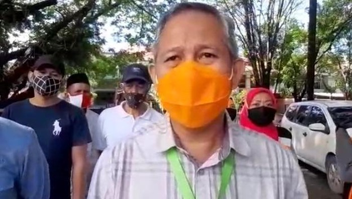Penjabat Wali Kota Makassar Yusran Jusuf.