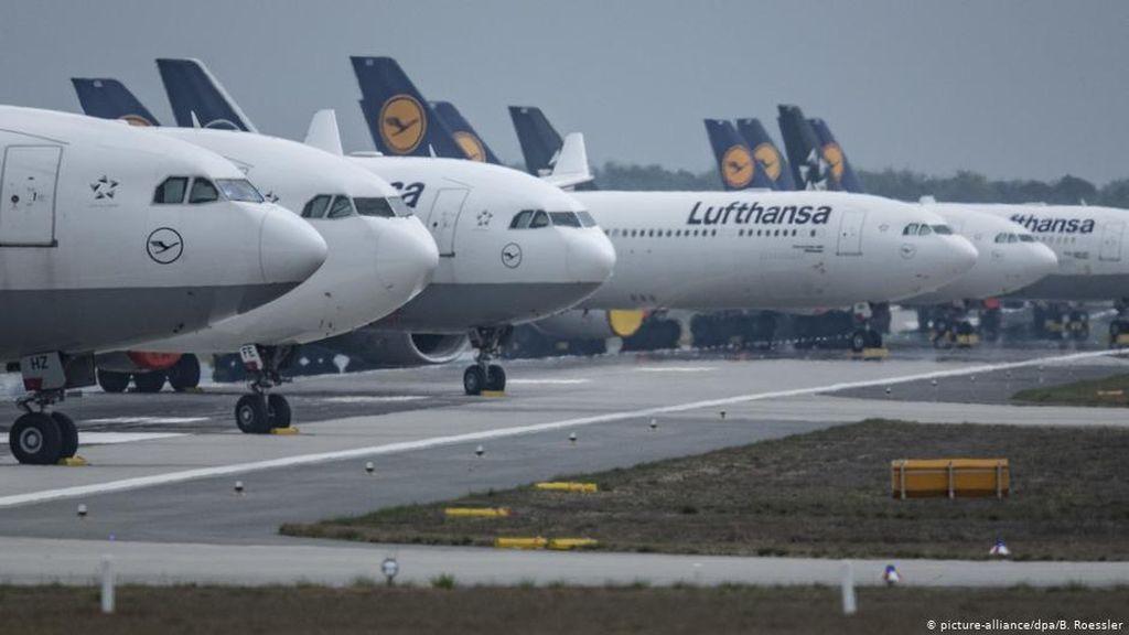 Selamatkan Lufthansa, Pemerintah Jerman Ambil Alih 20 Persen Saham