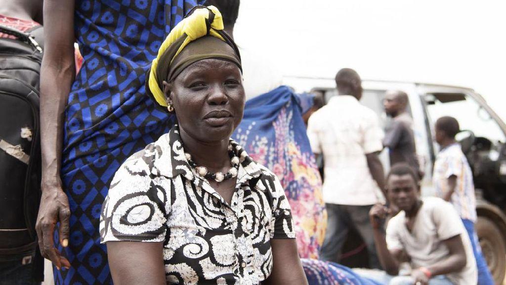 Perkenalkan Sang Pahlawan Cuci Tangan Sejati dari Sudan