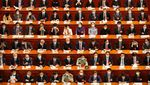 China Laporkan Nol Kasus Baru Corona dalam 24 Jam Terakhir