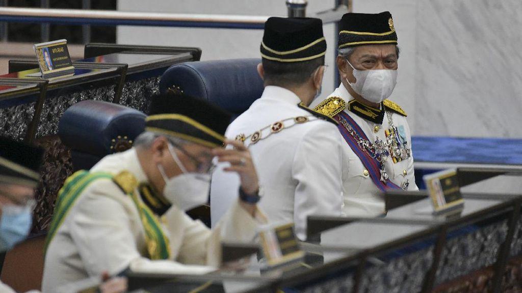 Terpapar Corona, PM Malaysia Jalani Karantina Mandiri Selama 14 Hari