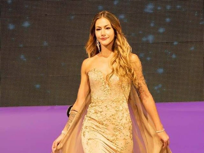 Miss Universe New Zealand 2018 Amber-Lee Friss