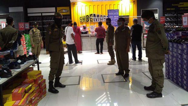 Supermarket di Bogor tetap buka