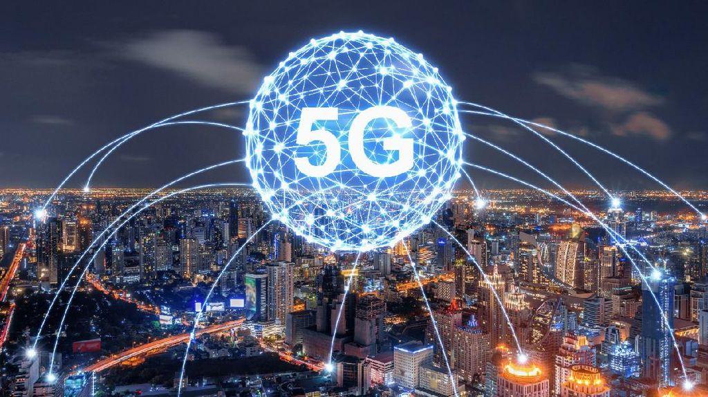 Strategi XL Muluskan Penggelaran 5G di Indonesia