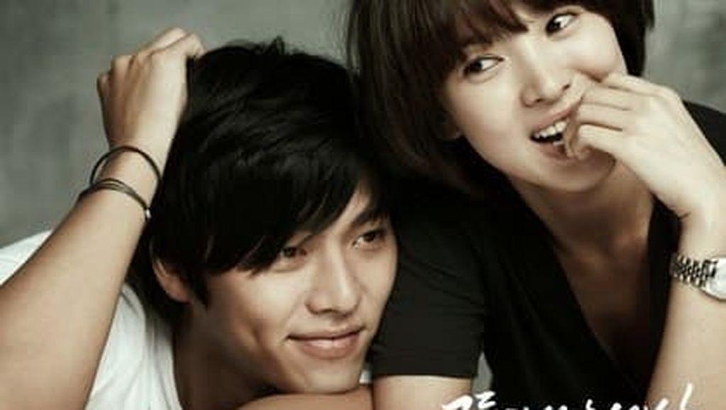 3 Foto yang Bikin Fans Curiga Hyun Bin dan Song Hye Kyo Balikan