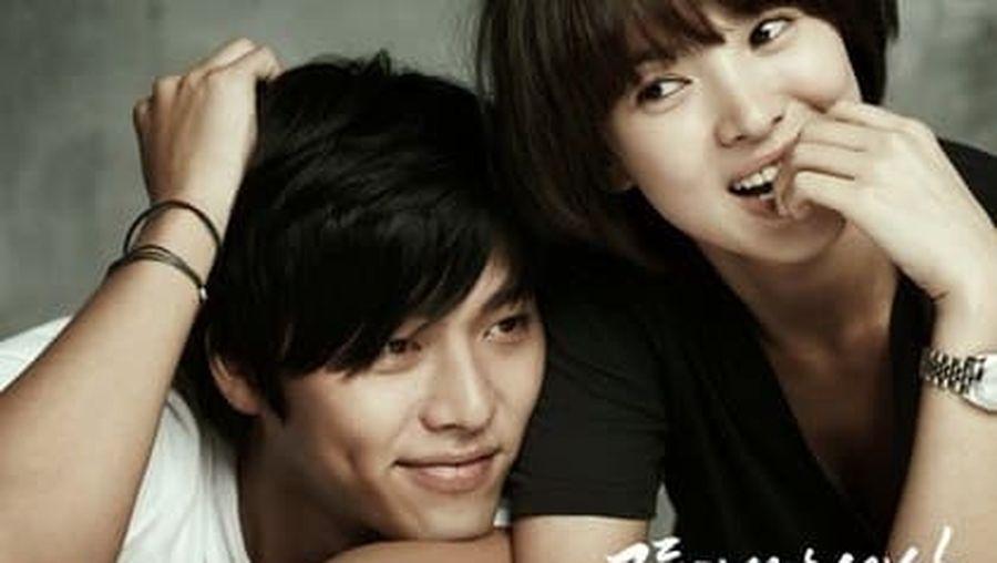 Momen Song Hye Kyo dan Hyun Bin saat Pacaran