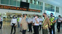 Kemenhub Cek Kesiapan Bandara Adi Soemarmo Hadapi Momen Lebaran