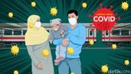 Sempat Hadiri Hajatan, Bayi di Cirebon Positif Corona