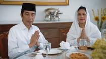 Pesan dan Harapan Jokowi di Hari Raya Idul Fitri 1441 Hijriah