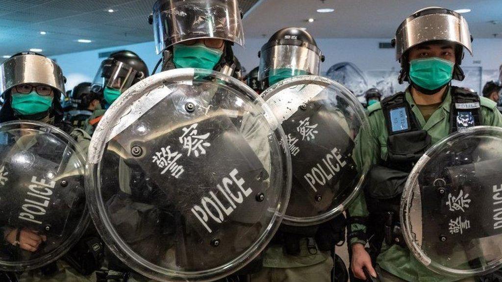 China Umumkan RUU Keamanan Baru yang Bisa Jadi Akhir Hong Kong