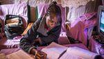 Semangat Belajar Anak-anak Kenya di Tengah Pandemi