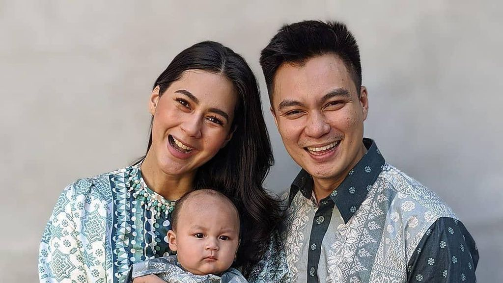Gaya Lebaran Keluarga Artis Indonesia, Tetap Kompak di Tengah Pandemi