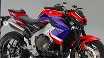 Gagah Banget saat Honda CB1000R Punya Tampang seperti Ini