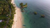 Inilah Dobo, Kota Pantai Cantik di Maluku
