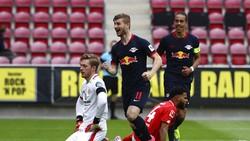 Gawangnya Dikoyak Werner, Mainz: Klopp, Bisakah Kau Membawanya?