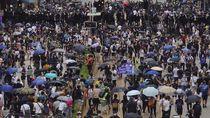Masa Pro-demokrasi Hong Kong Gelar Aksi Protes di Tengah Pandemi