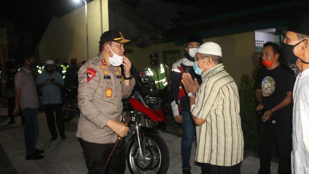 Gelar Patroli Gabungan, Kapolda NTB: Mataram Nihil Takbir Keliling