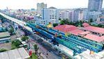 Wow! Ini Dia Penampakan Tol Layang Pertama di Makassar