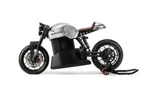 Motor Listrik Pertama Asal Australia Desainnya Cafe Racer